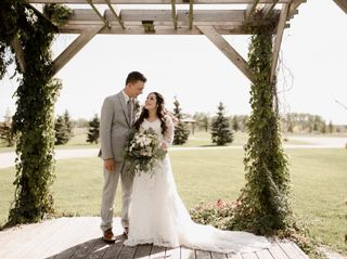 The wedding of Sonja and Jaydan
