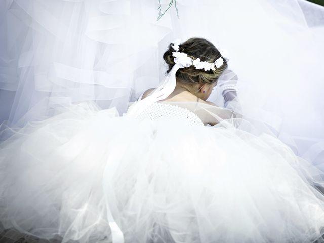 Devin and KristJana's wedding in Benito, Manitoba 12
