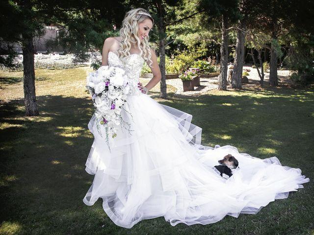 Devin and KristJana's wedding in Benito, Manitoba 15