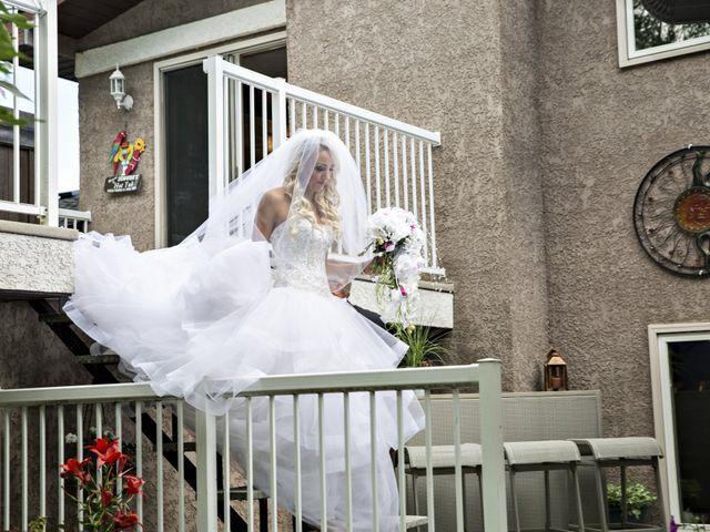 Devin and KristJana's wedding in Benito, Manitoba 23