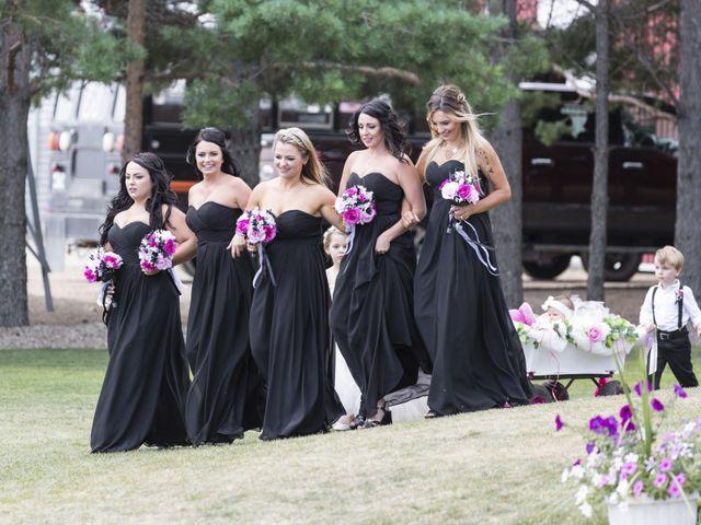 Devin and KristJana's wedding in Benito, Manitoba 25