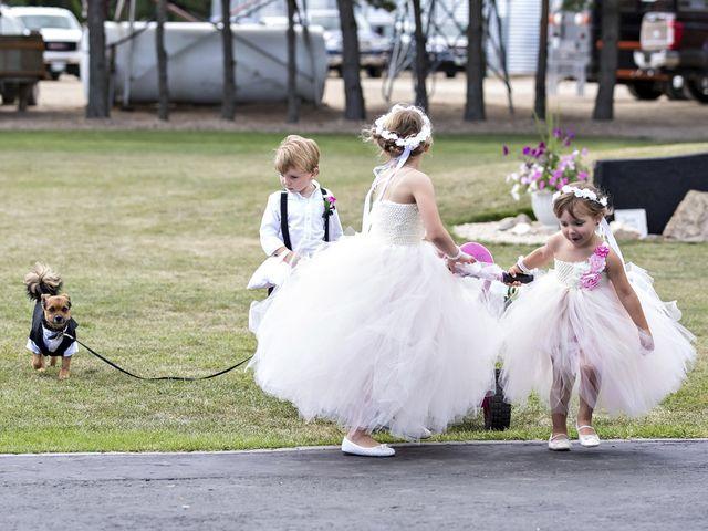 Devin and KristJana's wedding in Benito, Manitoba 26