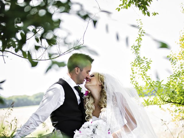 Devin and KristJana's wedding in Benito, Manitoba 31