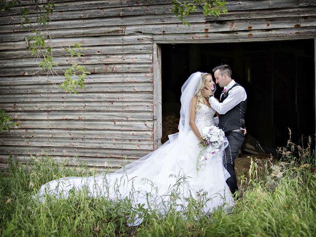 Devin and KristJana's wedding in Benito, Manitoba 33