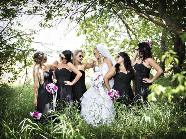 Devin and KristJana's wedding in Benito, Manitoba 35