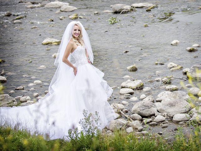 Devin and KristJana's wedding in Benito, Manitoba 40