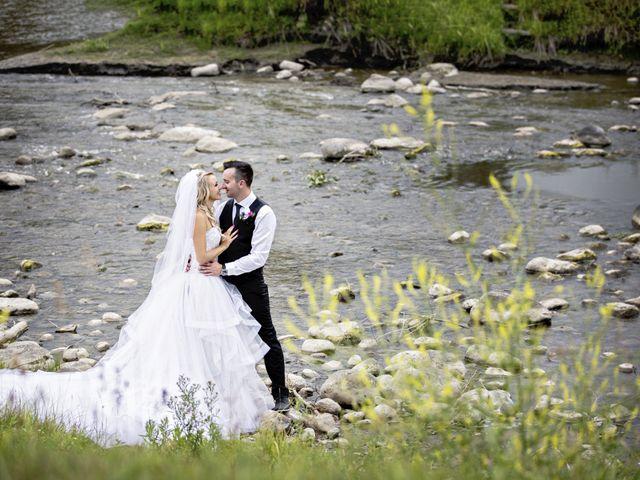Devin and KristJana's wedding in Benito, Manitoba 41