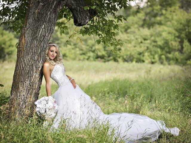 Devin and KristJana's wedding in Benito, Manitoba 44