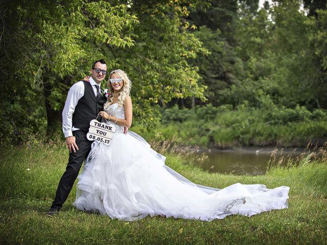 Devin and KristJana's wedding in Benito, Manitoba 46