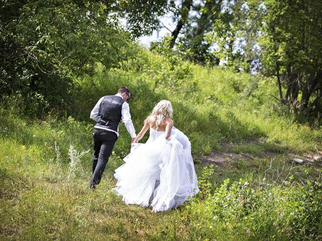 Devin and KristJana's wedding in Benito, Manitoba 47