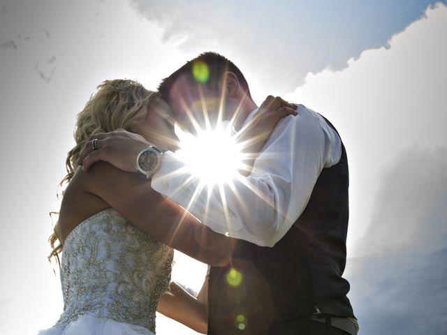 Devin and KristJana's wedding in Benito, Manitoba 49