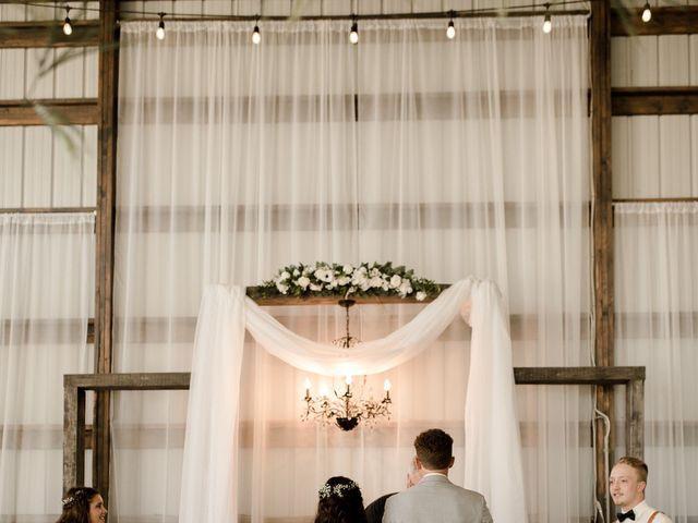Jaydan and Sonja's wedding in La Broquerie, Manitoba 9