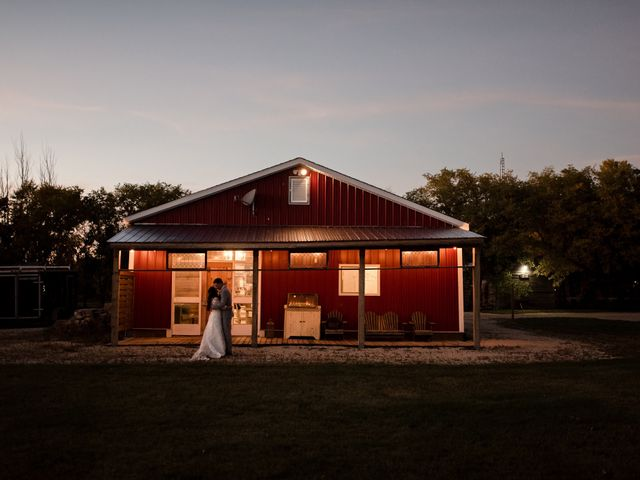 Jaydan and Sonja's wedding in La Broquerie, Manitoba 14