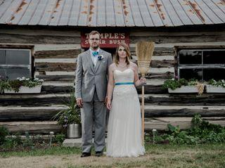 The wedding of Sarah and Sebastian 1