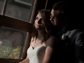 Sebastian and Sarah's wedding in Lanark, Ontario 3