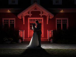 The wedding of Sarah and Sebastian 3