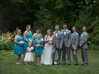 Sebastian and Sarah's wedding in Lanark, Ontario 13