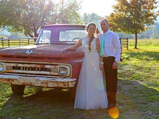 The wedding of Adina and Tyler