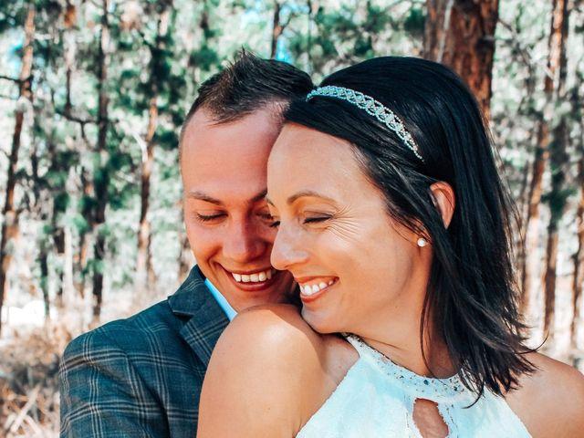 Caleb and Nicole's wedding in Kelowna, British Columbia 1