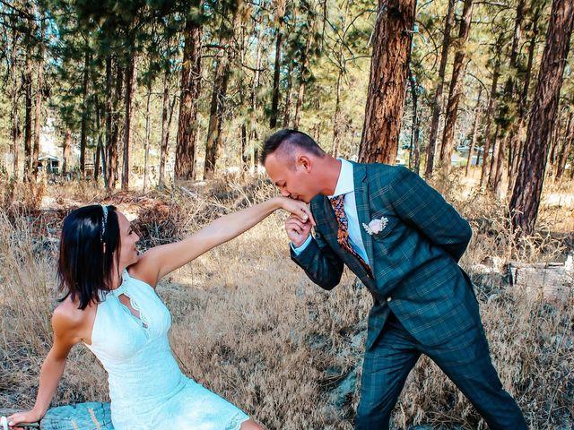 Caleb and Nicole's wedding in Kelowna, British Columbia 3