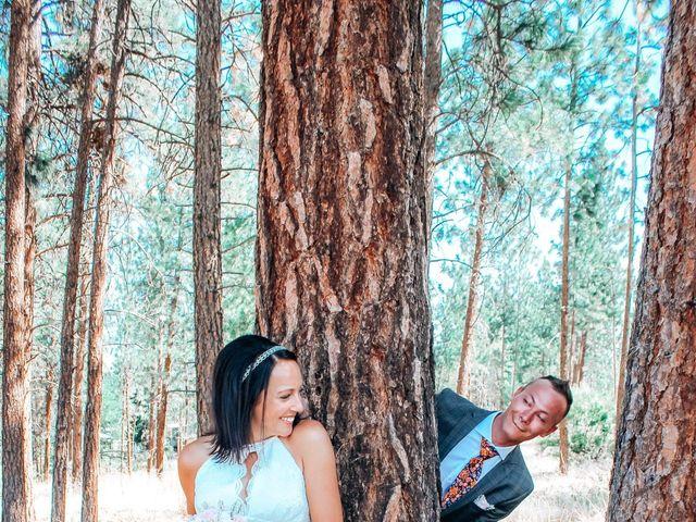 Caleb and Nicole's wedding in Kelowna, British Columbia 4