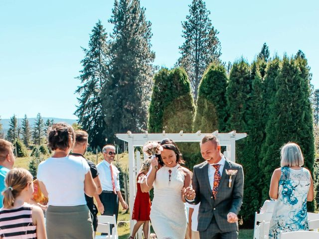 Caleb and Nicole's wedding in Kelowna, British Columbia 5
