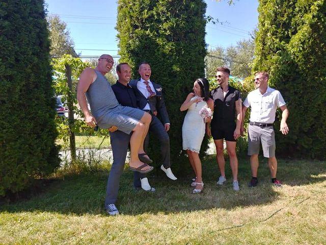 Caleb and Nicole's wedding in Kelowna, British Columbia 7