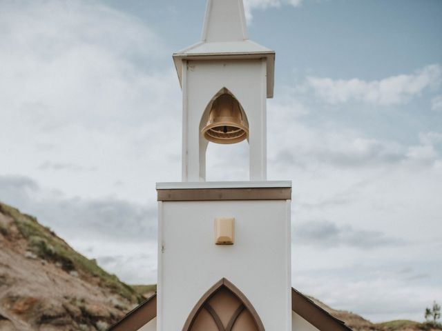 Mike and Levi's wedding in Drumheller, Alberta 9