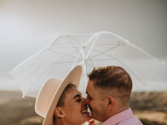 Mike and Levi's wedding in Drumheller, Alberta 28