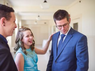 Ken and Kyli's wedding in Langley, British Columbia 5