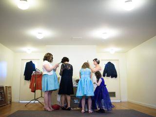 Ken and Kyli's wedding in Langley, British Columbia 13