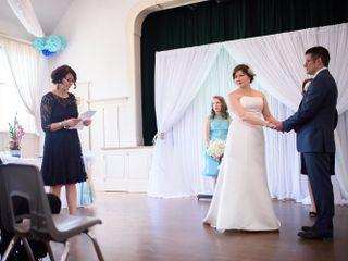 Ken and Kyli's wedding in Langley, British Columbia 32
