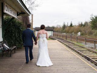 Ken and Kyli's wedding in Langley, British Columbia 57