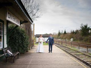 Ken and Kyli's wedding in Langley, British Columbia 58