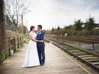 Ken and Kyli's wedding in Langley, British Columbia 61