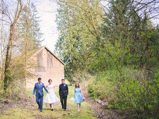 Ken and Kyli's wedding in Langley, British Columbia 74