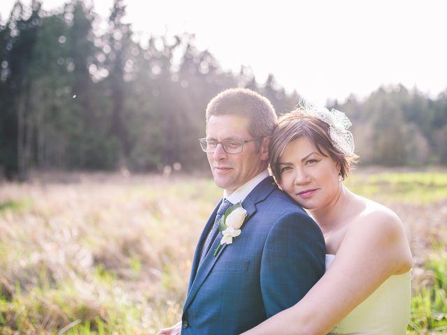Ken and Kyli's wedding in Langley, British Columbia 2