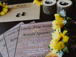 The wedding of Lor and Ron 1