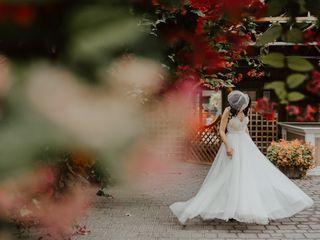 The wedding of Felicia and Jeff 1