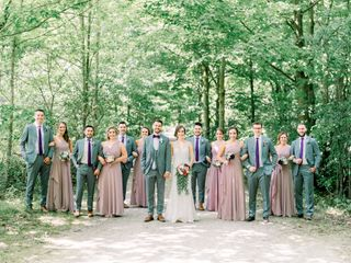 The wedding of Rachel and Ryan 2