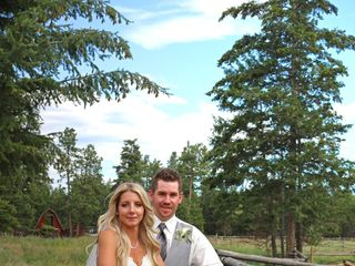 The wedding of Iilana and Cliff