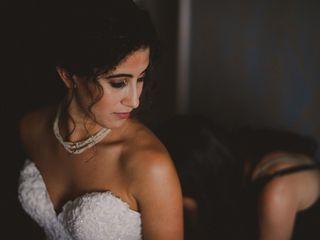The wedding of Taryn and Eli 1