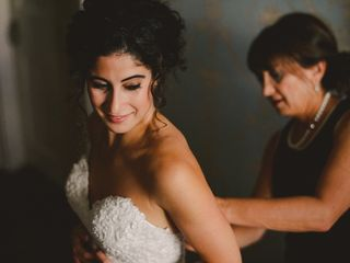 The wedding of Taryn and Eli 2