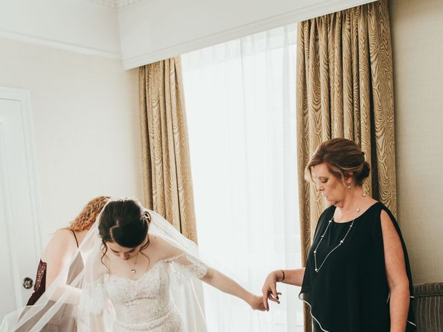 Cortland and Amanda's wedding in Banff, Alberta 22