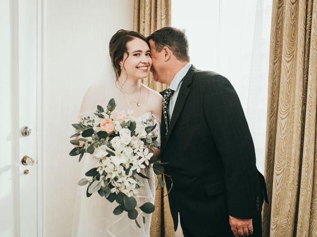 Cortland and Amanda's wedding in Banff, Alberta 26