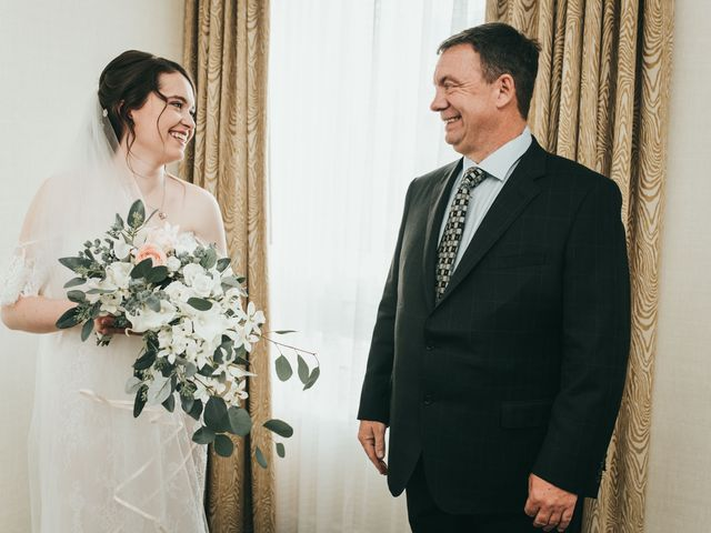 Cortland and Amanda's wedding in Banff, Alberta 27