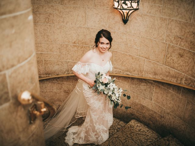 Cortland and Amanda's wedding in Banff, Alberta 1