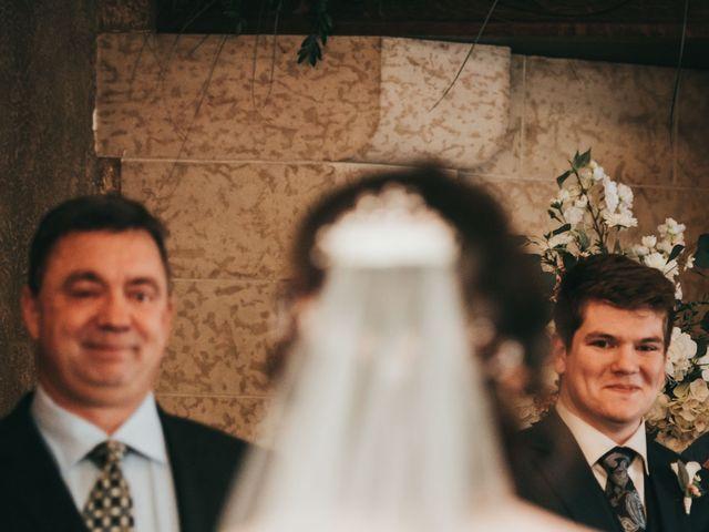 Cortland and Amanda's wedding in Banff, Alberta 28