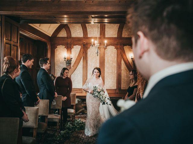 Cortland and Amanda's wedding in Banff, Alberta 29