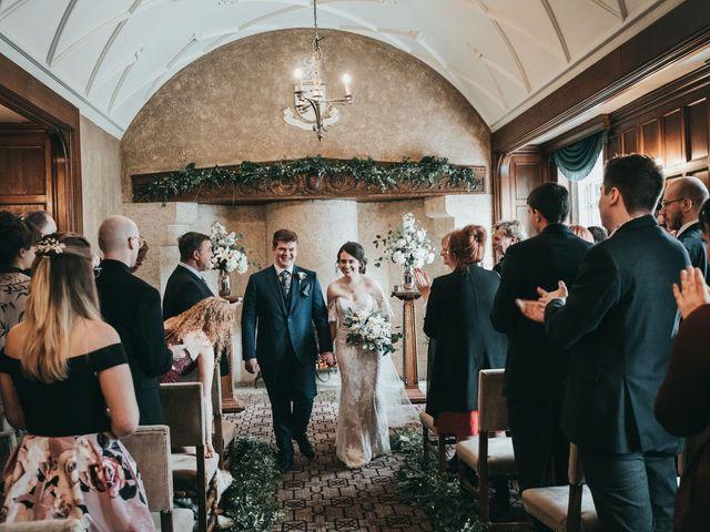 Cortland and Amanda's wedding in Banff, Alberta 34